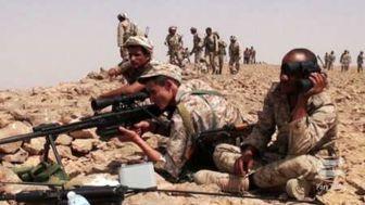 حمله موشکی یمنی ها به مزدوران سعودی