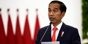 تبریک رئیس جمهور اندونزی به آیت الله رئیسی