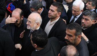 وزیر خارجۀ عراق در تشییع پیکر هاشمی چه گفت؟
