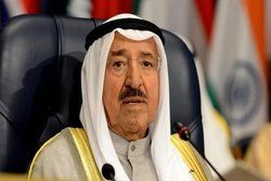 رایزنی امیر کویت با رئیس دولت وفاق ملی لیبی