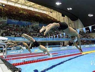 Lochte wins mens ۴۰۰m individual medley gold
