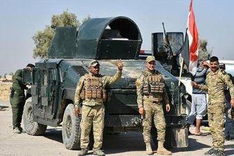 شهادت دو نیروی امنیتی عراق