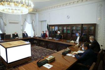 برگزاری جلسه ستاد هماهنگی اقتصادی دولت