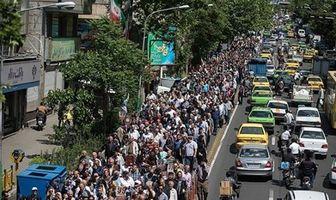 تجمع ارامنه مقابل سفارت ترکیه