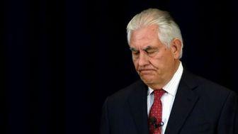 اتفاقی بد برای وزیرخارجه آمریکا