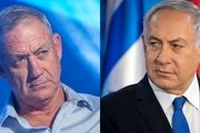درخواست همراهی نتانیاهو از بنی گانتز برای تشکیل کابینه فراگیر