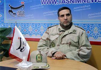 فرمانده جدید مرزبانی سیستان و بلوچستان معرفی شد