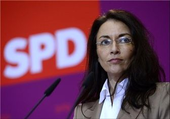 یک زن ایرانی؛ دبیر کل حزب سوسیال دموکرات آلمان