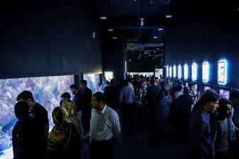 تونل آکواریوم دیدنی در اصفهان/ عکس