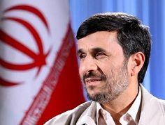 """احمدی نژاد: مگر میشود جلوی """" بهار """" را گرفت"""