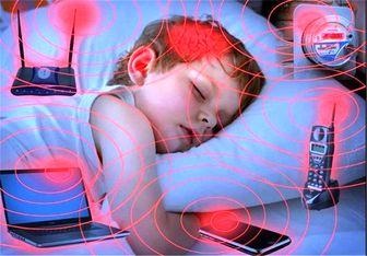 مضراتی سیگنالهای وای فای بر بدن