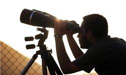 اعزام گروه رصدی برای رویت هلال ماه شوال