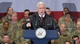 هشدار معاون ترامپ به سربازان آمریکایی پاکستان