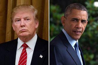 ترامپ ادامه دهنده راه اوباما در مقابل ایران