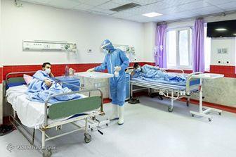 حال و روز 3 بیمارستان کرونایی تهران /ابتلای سنین پایینتر به کرونا بیشتر شده
