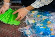 توزیع بستههای بهداشتی در خوابگاههای دانشگاه