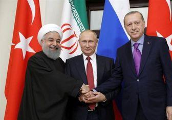 سفر پوتین به ترکیه برای دیدار با اردوغان و روحانی