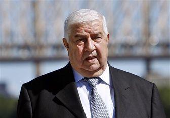 وزیر خارجه سوریه فردا به ایران می آید