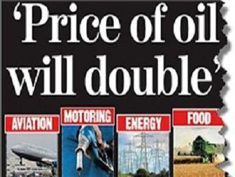قیمت جهانی نفت از مرز ۱۲۵ دلار گذشت