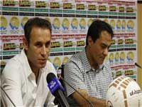 گلمحمدی: ۳ امتیاز بازی با مس را میخواهیم