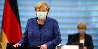 درخواست جدی آنگلا مرکل از دولت آلمان