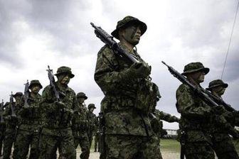 تفنگداران دریایی ژاپنی بازگشتند