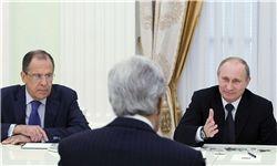 جان کری وارد روسیه شد