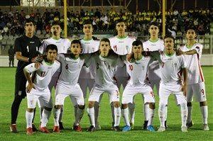 برنامه بازی های تیم ملی نوجوانان ایران در مسابقات قهرمانی آسیا