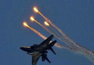 جنگنده های صهیونیستی به دمشق حمله کردند