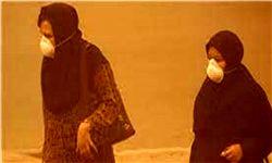 بروز گرد و غبار در تهران و ۶ استان دیگر