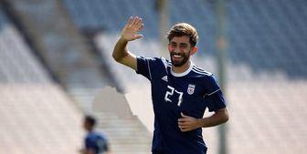 قلی زاده: انشاالله به جام جهانی صعود خواهیم کرد