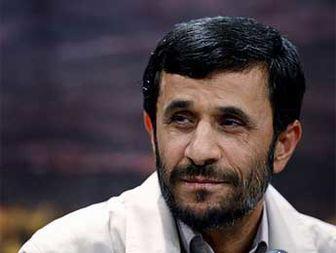 امیدهای احمدی نژاد برای ریاست دولت یازدهم