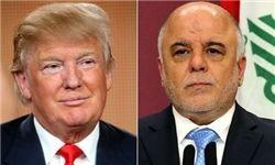 گفتگوی ترامپ با نخستوزیر عراق بر سر ایران