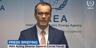 سرپرست آژانس اتمی: ایران همکاری با آژانس را بهبود داده است