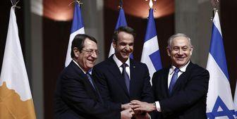 رایزنی نخستوزیر یونان با همتای صهیونیست خود درباره ایران