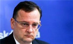 نخستوزیر چک استعفا میکند