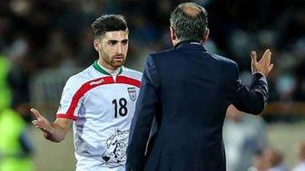 اظهارات جهانبخش در مورد تفاوت میان فوتبال ایران و هلند