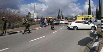 تیراندازی به اتوبوس شهرکنشینان در شمال کرانه باختری