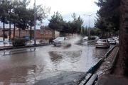 بارش باران در برخی مناطق کشور