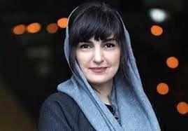 خانم بازیگر و حیوان خانگی اش/ عکس