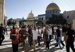 اردن به تعرض صهیونیست ها به مسجدالاقصی هشدار داد