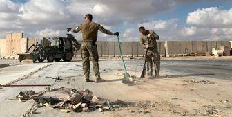 ممانعت نیروهای آمریکایی از ورود به پایگاه «عین الاسد»
