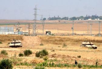 توغل محدود شرق غزة وإطلاق قذائف دخانیة جنوب القطاع