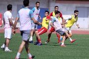 بازیکن سابق استقلال به تمرینات سپید رود رفت