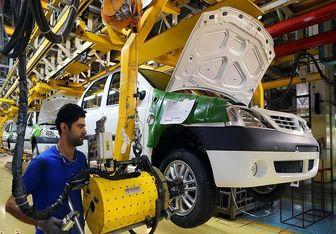 رشد ۱۵.۲ درصدی ساخت خودرو