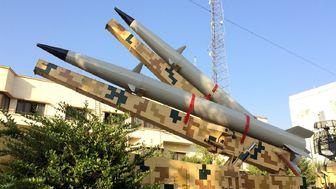 رونمایی از لانچر دو فروندی موشک رعد 500/ عکس