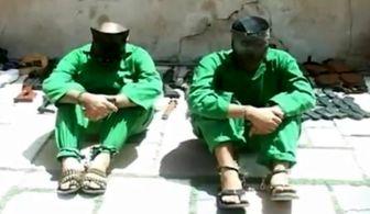 انهدام باند داعشی در بغداد / فیلم