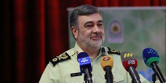 واکنش رئیس پلیس کشور به اغتشاشات بعد از گرانی بنزین