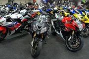 کشف ۲۶۰ دستگاه موتورسیکلت قاچاق احتکار شده در شمال تهران