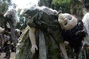آیا جزیره ترسناک عروسکها را تاحالا دیده اید؟ /گزارش تصویری